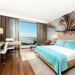 TRYP Lisboa Oriente Hotel комната для гостей