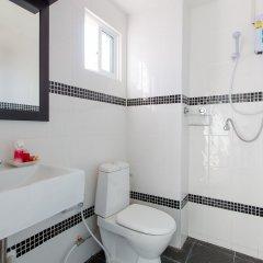 Апартаменты Patong Studio Apartments ванная