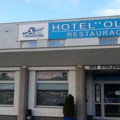 Hotel Olivia вид на фасад фото 2