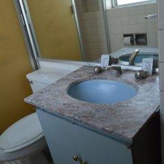 Отель Suites Mi Casa Мексика, Мехико - отзывы, цены и фото номеров - забронировать отель Suites Mi Casa онлайн ванная