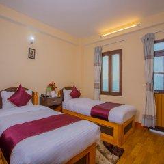 Отель OYO 265 Hotel Black Stone Непал, Катманду - отзывы, цены и фото номеров - забронировать отель OYO 265 Hotel Black Stone онлайн комната для гостей фото 2