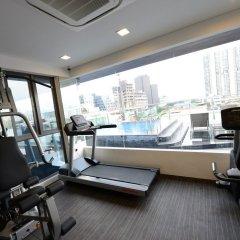 Parc Sovereign Hotel - Tyrwhitt фитнесс-зал