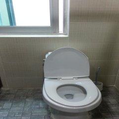 Отель sinchon livingtel ванная