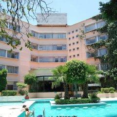Отель Best Western Plus Puebla бассейн