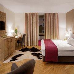 Отель Alpen Hotel München Германия, Мюнхен - 1 отзыв об отеле, цены и фото номеров - забронировать отель Alpen Hotel München онлайн комната для гостей фото 2