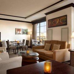 Отель Hilton Columbus/Polaris США, Колумбус - отзывы, цены и фото номеров - забронировать отель Hilton Columbus/Polaris онлайн комната для гостей фото 3