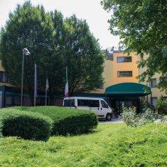 Отель Holiday Inn Milan Linate Airport Пескьера-Борромео