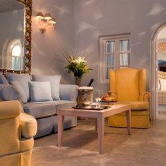 Отель Andromeda Villas Греция, Остров Санторини - 1 отзыв об отеле, цены и фото номеров - забронировать отель Andromeda Villas онлайн интерьер отеля
