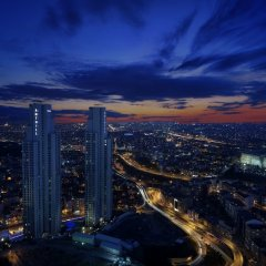 Hilton Istanbul Bomonti Hotel & Conference Center балкон