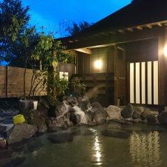 Отель Ryokan Ichinoi Минамиогуни бассейн