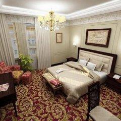 Гостиница Мегаполис комната для гостей фото 22