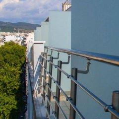 Отель Metropolitan Салоники балкон