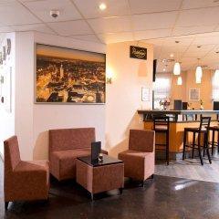 Отель ACHAT Comfort Messe-Leipzig гостиничный бар