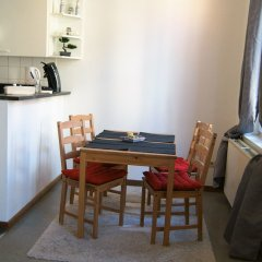 Отель Appartement Impasse Pitchoune Брюссель в номере фото 2