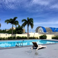 Pacific Bay Hotel бассейн фото 2