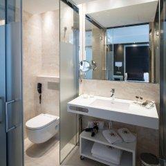 Отель Catalonia Square Испания, Барселона - 4 отзыва об отеле, цены и фото номеров - забронировать отель Catalonia Square онлайн ванная фото 2