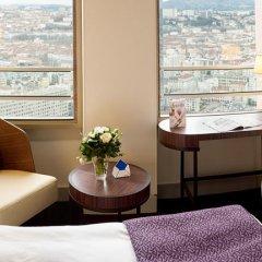 Отель Radisson Blu Hotel, Lyon Франция, Лион - 2 отзыва об отеле, цены и фото номеров - забронировать отель Radisson Blu Hotel, Lyon онлайн интерьер отеля фото 3