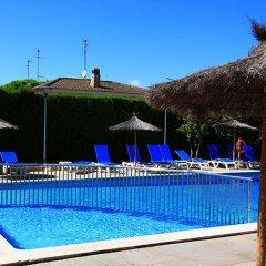 Отель Ohtels San Salvador бассейн фото 2