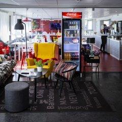 Отель Stf Gardet Стокгольм гостиничный бар