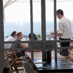 Отель Gordon By The Beach Тель-Авив питание фото 3