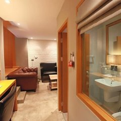 Отель Siamese Studio Таиланд, Бангкок - отзывы, цены и фото номеров - забронировать отель Siamese Studio онлайн ванная