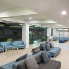 Отель Suvarnabhumi Oriental Resort Бангкок фитнесс-зал
