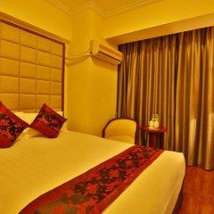 Отель Rayfont Hongqiao Hotel & Apartment Shanghai Китай, Шанхай - 1 отзыв об отеле, цены и фото номеров - забронировать отель Rayfont Hongqiao Hotel & Apartment Shanghai онлайн комната для гостей фото 5