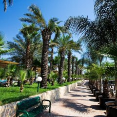 Отель Larissa Akman Çamyuva - All Inclusive пляж