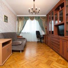 Апартаменты Брусника Ивана Бабушкина Москва комната для гостей