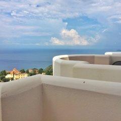Отель Paradise Lukova Hotel Албания, Химара - отзывы, цены и фото номеров - забронировать отель Paradise Lukova Hotel онлайн балкон фото 2