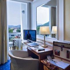 Отель Grand Hotel Terme Италия, Монтегротто-Терме - отзывы, цены и фото номеров - забронировать отель Grand Hotel Terme онлайн удобства в номере фото 2