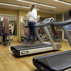 Отель Crowne Plaza Athens City Centre Греция, Афины - 5 отзывов об отеле, цены и фото номеров - забронировать отель Crowne Plaza Athens City Centre онлайн фитнесс-зал фото 2