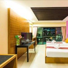 Отель Phuvaree Resort Пхукет комната для гостей фото 4