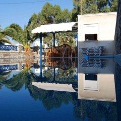 Отель Aretousa Villas Греция, Остров Санторини - отзывы, цены и фото номеров - забронировать отель Aretousa Villas онлайн бассейн