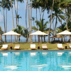 Отель Mermaid Hotel & Club Шри-Ланка, Ваддува - отзывы, цены и фото номеров - забронировать отель Mermaid Hotel & Club онлайн бассейн фото 3