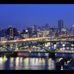 Asakusa hotel Hatago балкон
