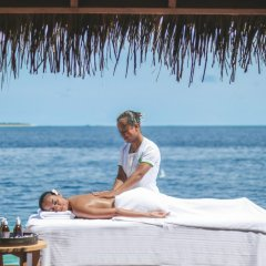 Отель Heritance Aarah Ocean Suites (Premium All Inclusive) Мальдивы, Медупару - отзывы, цены и фото номеров - забронировать отель Heritance Aarah Ocean Suites (Premium All Inclusive) онлайн фитнесс-зал