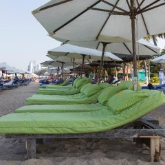 Sen Viet Premium Hotel Nha Trang пляж