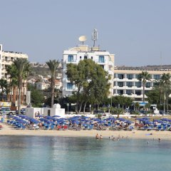 Anonymous Beach Hotel - Adults Only in Ayia Napa, Cyprus from 87$, photos, reviews - zenhotels.com beach