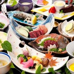 Отель Okyakuya Япония, Минамиогуни - отзывы, цены и фото номеров - забронировать отель Okyakuya онлайн питание