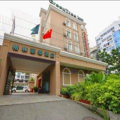GreenTree Inn Chengdu Kuanzhai Alley RenMin Park Hotel парковка