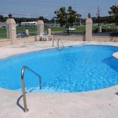 Отель America`s Best Inn Vicksburg США, Виксбург - отзывы, цены и фото номеров - забронировать отель America`s Best Inn Vicksburg онлайн бассейн