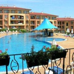 Отель GT Panorama Dreams Apartments Болгария, Свети Влас - отзывы, цены и фото номеров - забронировать отель GT Panorama Dreams Apartments онлайн бассейн