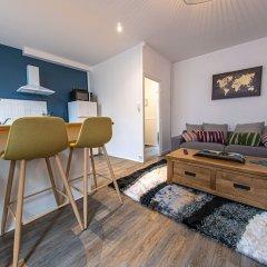 Отель Appartements Les Orchidees Raspail Франция, Сомюр - отзывы, цены и фото номеров - забронировать отель Appartements Les Orchidees Raspail онлайн фото 3