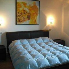 Hotel Aranceto Сиракуза сейф в номере