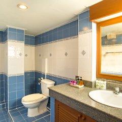 Krabi City Seaview Hotel ванная