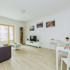 Отель ShortStayPoland Mennica Residence (B51) комната для гостей фото 3