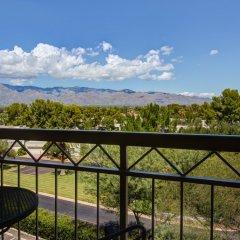 Отель Radisson Suites Tucson балкон