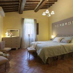 Отель Allegro Agriturismo Argiano Ареццо комната для гостей фото 3