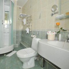 Гостиница Иностранец ванная фото 2